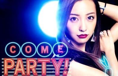 板野友美 COME PARTY!