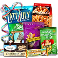 Allergy free and gluten free gift baskets at the allergy blues store gluten free gift basket stack by gourmetgiftbasket negle Choice Image