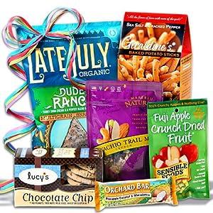 Gluten Free Gift Basket Stack from GourmetGiftBaskets.com