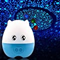 LIWUYOU Blue Sea Ocean Daren Waves Projector Lamp with Speaker and Colorful Led Night Light for Living Room Bedroom,White from Liwuyou ecommerce Co.,Ltd