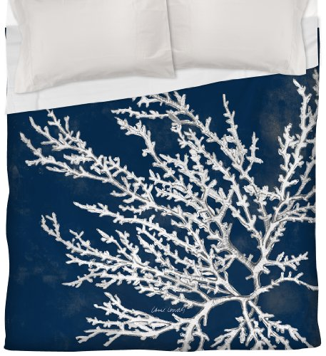 Blue Twin Duvet Cover