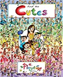 Find the Cutes book 1: Playtime (The first, fun seek and find book for children in the series)