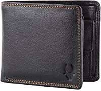WildHorn WH218 Black Men's wallet