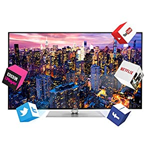 Finlux 65 Inch Smart LED TV Full HD 1080p Freeview HD (65FME249S-T)