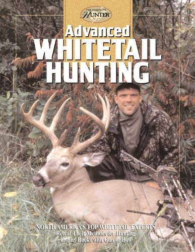 Advanced Whitetail Hunting (The Complete Hunter) front-831748