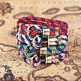 PAUL HEWITT PHREP Anker Armband Marineblau