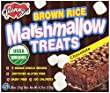 Glenny's Brown Rice Marshmallow Treats, Chocolate, .85 Ounce , 5-Count Boxes (Pack of 6)