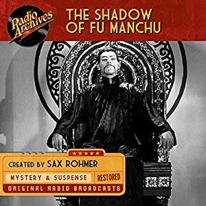 Shadow of Fu Manchu Radio/TV Program