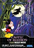 Castle of illusion starring Mickey Mouse (Mega Drive)