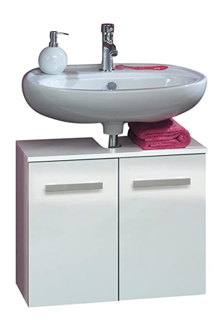 Kesper Bathroom Furniture 6170010604201000 Sydney 2 Door - 52 CM x L 60.4 x 35.3 CM), White