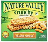 #3: Nature Valley Crunchy Granola Bars, Roasted Almond, 252g
