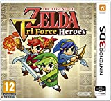 The Legend Of Zelda Tri Force Heroes  (Nintendo 3DS)