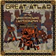 "Great Atlas of the Underground Cartography II: ""Mictlantecuhtli's Stolen Bones"" Compiled By Anyer Quantum"
