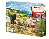 Schleich - Calendario de adviento: Carreras en la granja (97052)