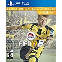 FIFA 17 Deluxe Edition for PS4