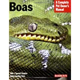 Boas (A Complete Pet Owner's Manual)by Doug Wagner