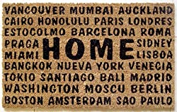 Mats Matter Global Home-Doormat(45 x 75 CM)