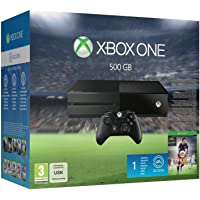 Microsoft Xbox One 500GB Gaming Console with FIFA 16