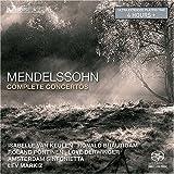 echange, troc Mendelssohn-Bartholdy, Van Keulen, Markiz - Complete Concertos