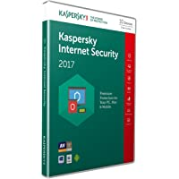 Kaspersky Internet Security 2017 (10 Devices)