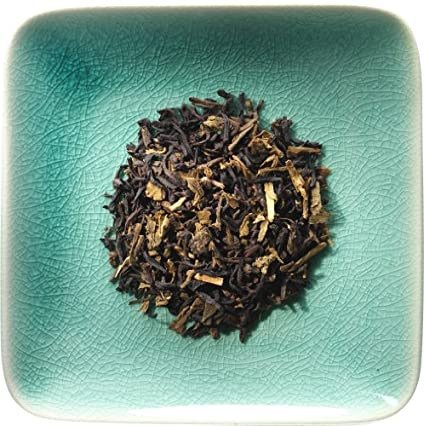 Tea of the Week: Organic Earl Grey Green and Black Tea
