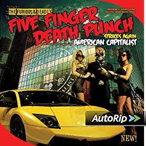 Five Finger Death Punch American Capitalist Free