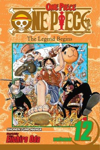 ONE PIECE ワンピース コミック12巻 (英語版)