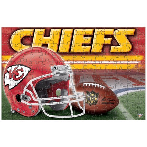 Kansas City Chiefs 150 Piece Puzzle at Amazon.com