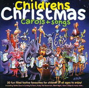 Childrens Christmas Carols + Songs from Crimson