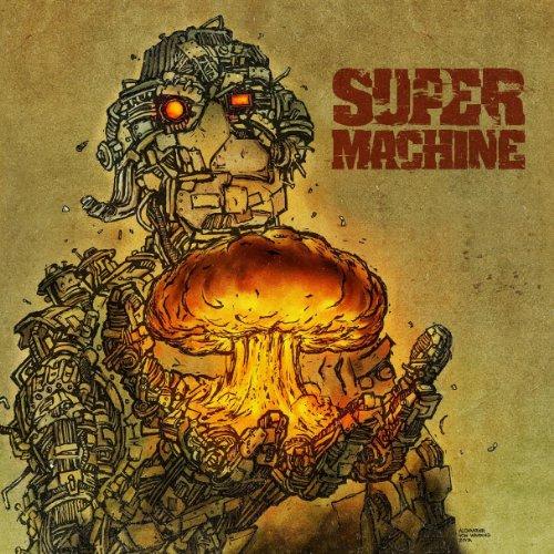 CD : SUPERMACHINE - Supermachine