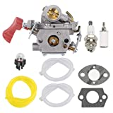 Carburateur Carb avec joint pour Craftsman Poulan Pro PP133 PP333 33cc Zama C1M-W44