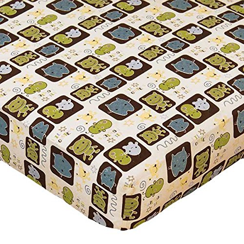 Baby Monster Bedding 2411 front