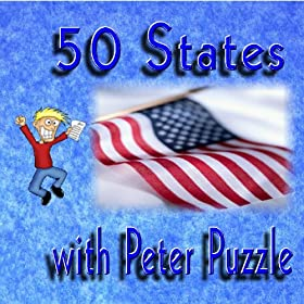 50 States with Peter Puzzle