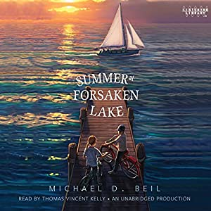 Summer at Forsaken Lake Audiobook