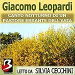 Canto Notturno di un Pastore errante dell'asia [Night Song of a Wandering Shepherd in Asia] | Giacomo Leopardi