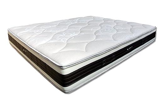 Materasso Magic Cashmere 180 x 200 cm Baldiflex - Silver Safe Cus. Saponetta Incl.