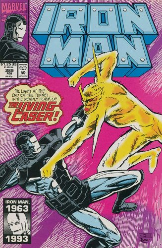 Iron man (1st Series) #289
