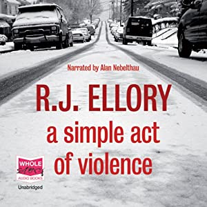A Simple Act of Violence Audiobook