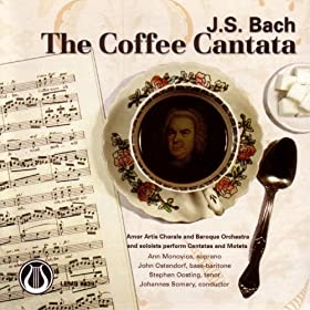 "Cantata #211 (Coffee Cantata): Recitative: ""Du boses Kind"""