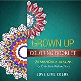 Adult-Coloring-Book-Starter-Gift-Pack-Includes-Crayola-Colored-Pencils-Love-Live-Color-Mandala-Grown-Up-Coloring-Book-and-Prismacolor-Scholar-Sharpener-Bundle-of-3