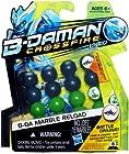 B-Daman Crossfire B-DA Marble Reload [Silver & Green]