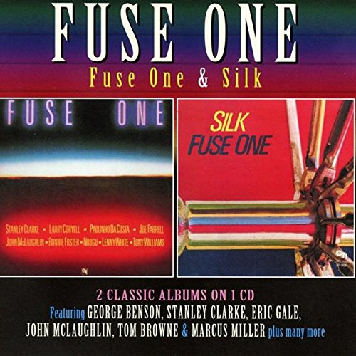 CD : Fuse One - Fuse One / Silk (United Kingdom - Import)