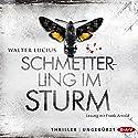 Schmetterling im Sturm Hörbuch von Walter Lucius Gesprochen von: Frank Arnold