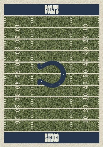 Milliken Indianapolis Colts Green 7''8