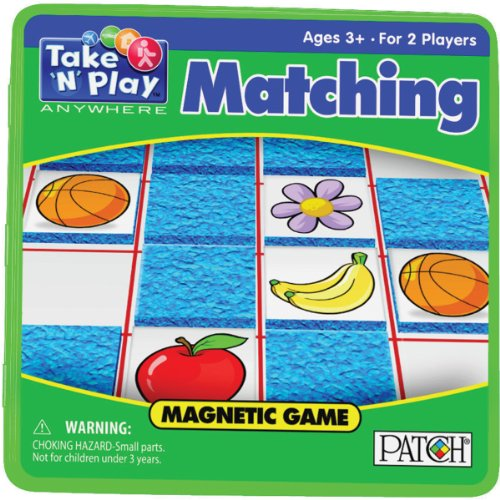 Matching - Take 'N' Play Anywhere Game - 1