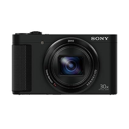 Sony DSC-HX90, Appareil photo numérique, Zoom optique, Boîtier compact, Selfie, Viseur