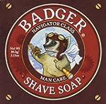 Badger Balm - Shave Soap - Navigator...