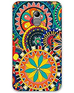 Lenovo K4 Note Back Cover