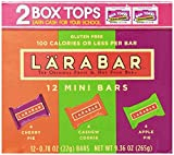 Larabar Variety Pack Mini Bars 0.78 Ounce Bar, 12 Count