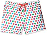 UCB Kids Girls' Shorts (16P4POPC0090I901_White_EL)